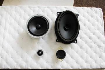 高州奔驰音响改装从低频的响应情况选择箱体
