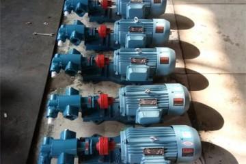 KCB-2850齿轮泵 工业油泵生产销售商 泊头红旗泵厂