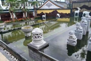 贵州石雕定制之常用石材种类