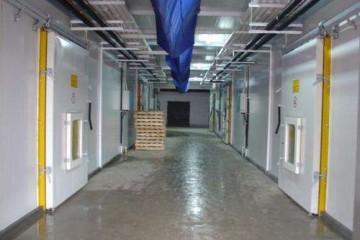 兰州新区冷库建造之如何处理冷库中的异味