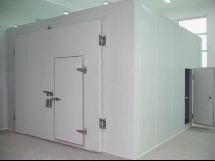 兰州城关区冷库建造之冷库采用聚氨酯保温板的优势
