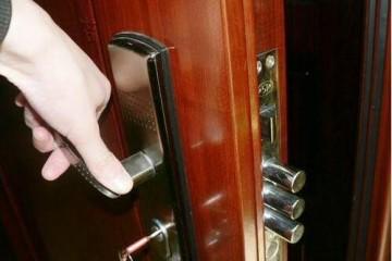 惠水开锁之锁具在安装过程中应注意哪些