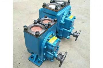 圆弧齿轮泵 特殊化工原料泵 80YHCB80圆弧泵压力0.4Mpa