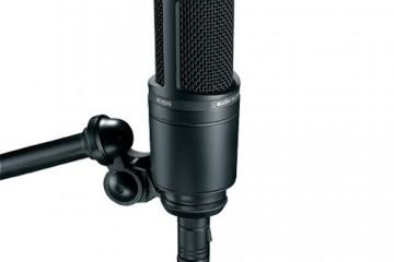 供应audio-technica铁三角AT2020录音话筒