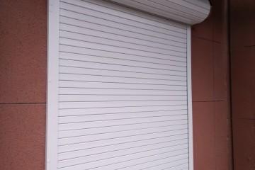 昆明防火卷帘门之防火卷帘门一般在什么地方设置