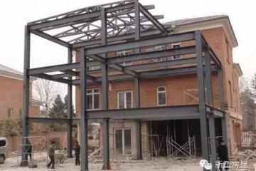 唐山钢结构房屋定制直销