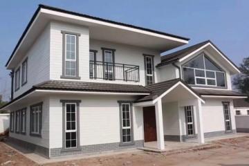 百色专业轻钢别墅设计
