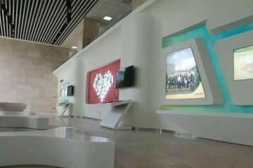 乌鲁木齐展览展示之展厅设计的细节