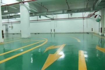 上海怎么样防止环氧树脂地坪漆失去光泽