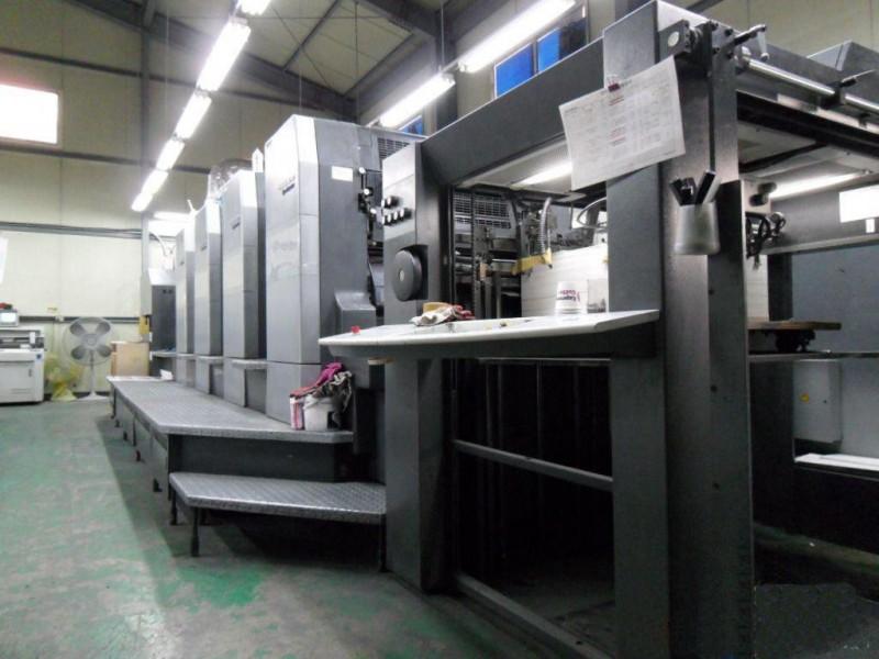 印刷机出售厂家讲述印刷机的检修方式