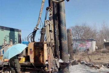 内江工程用水井之深井重钻井施工程序