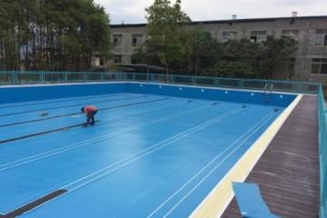 义乌游泳池防水补漏多少钱