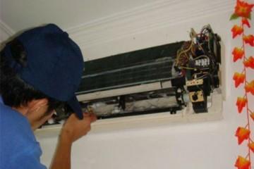 临海海尔空调维修公司讲述空调加热不良原因