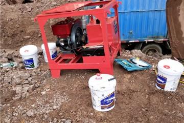 贵州产量高的破石机械之劈裂机使用说明书