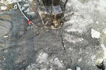 重庆破碎岩石用什么设备提高工程效率