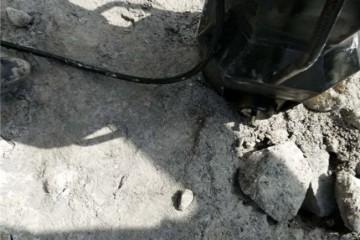 贵州有什么机械能开采石头之劈裂机重要的发展