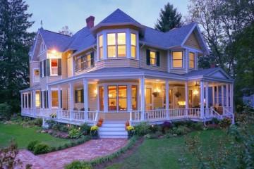 贺州轻钢别墅让你改变南北结构房屋的概念