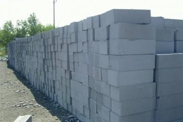 温州加气块厂房隔墙之加气砖砌块选用要点