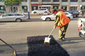 新疆哈密沥青冷补料厂家环保耐用抗低温