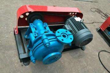 渣浆泵公司电话之积浓度对渣浆泵性能的影响
