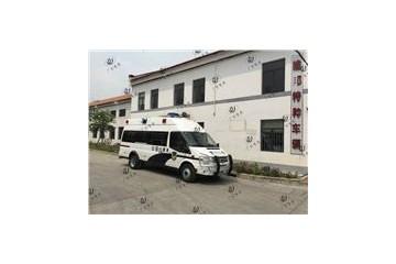 广州唯邦特种车辆的广州囚车低成本打造强势品牌品质有保障