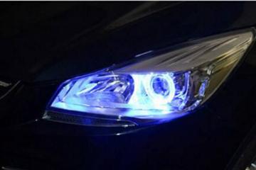 滨州车灯升级改装