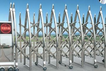 温州伸缩门直销之伸缩门轮的更换需要测量尺寸
