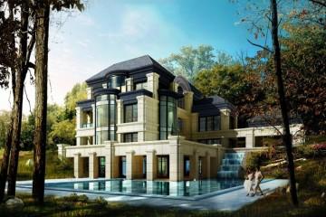 重庆别墅建筑公司之中式别墅设计有哪些理念