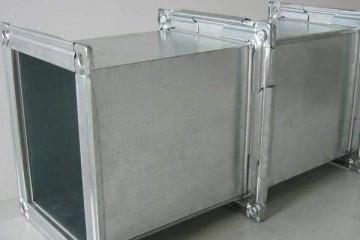 江阴共板风管加工之风管的焊接、加固方法
