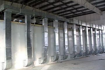 常州抽风管道厂家讲述抽风管道材质分类以及用途