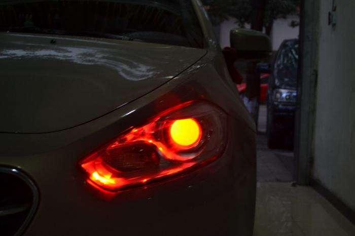 滨州哪里汽车改灯好分享汽车车灯改装升级