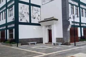 广东农村石牌坊是一种标志性建筑