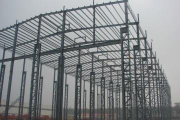邵阳钢结构之车间箱型柱的详细情况