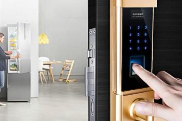 罗甸安装指纹锁公司讲述指纹锁的安全特点