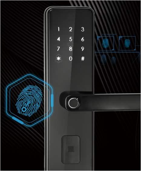 开入门锁,上门开锁_指纹锁公司说出了选择指纹锁的错误想法