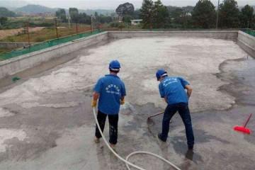 淮北楼顶防水公司讲述生产防水涂料执行标准