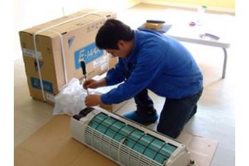 象山美的空调维修师傅讲述冬季保养空调