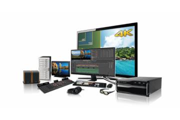 非编系统--4K超高清广播级高配非编系统