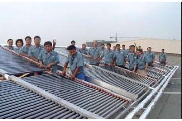马鞍山专业太阳能维修公司讲述太阳能开发历史