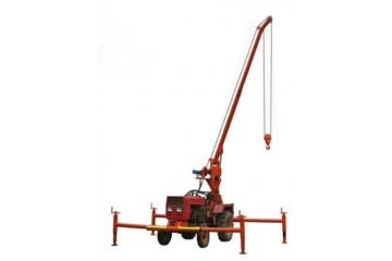 宁波吊机出租公司讲述吊机设备发展存在哪些不足
