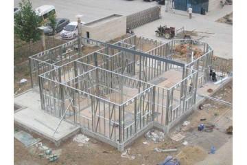 毕节轻钢别墅造价讲述轻钢别墅的生产速度是优势