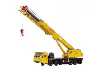 英德市吊车租赁公司讲述吊车主要构造及保养