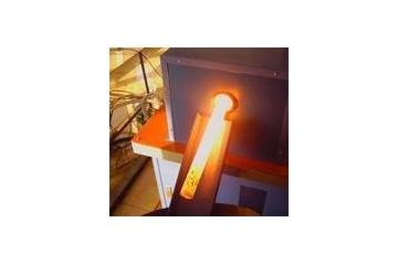 汽车U型螺栓螺母热墩电炉