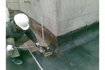 义乌阳台防水公司讲述防水涂料的防水原理