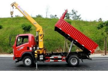 襄阳16吨随车吊发动机高温解决办法