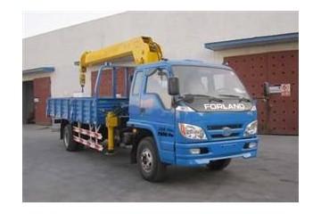 清城区12吨随车吊保养要求及内容