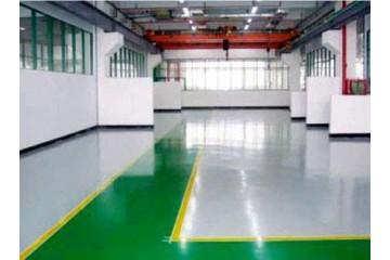 溧阳环氧地坪漆工程分析环氧地坪基面处理