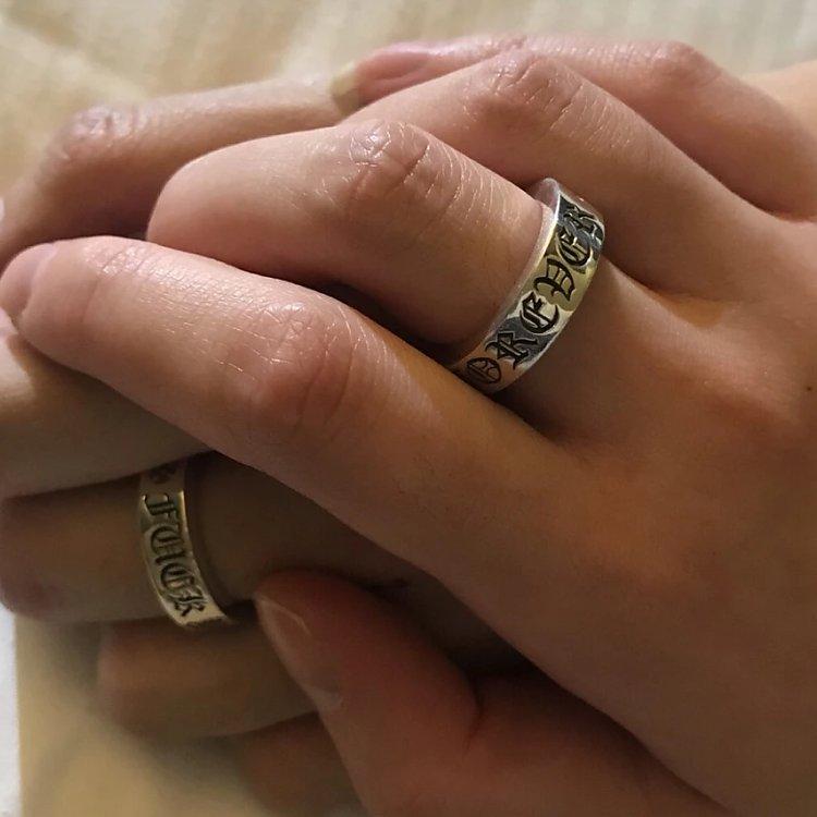 克罗心戒指多少钱