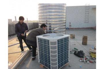 象山空气能维修公司讲述空气能安装调试