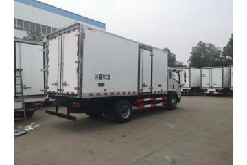 成都冷藏车之猪肉冷藏车运输冷鲜肉的要求